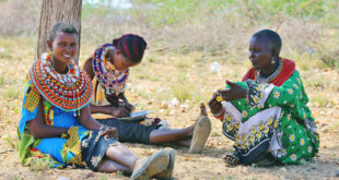 Sprache in Kenia
