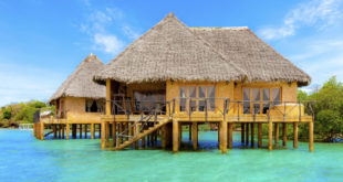 Overwaterbungalow im The Sands Chale Island